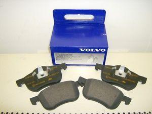 Предни накладки Volvo S60 (-2009), S80 (-2006), V70 P26, XC70 (2001-2007) 30648385